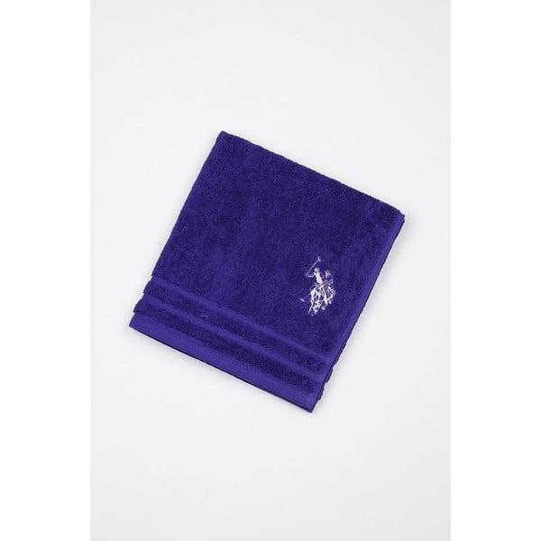 Koupelnová předložka U.S. Polo Assn. Violet Blue, 60x90 cm