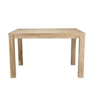 Dřevěný jídelní stůl De Eekhoorn Largo Untreated,85 x 150 cm