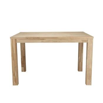 Masă din lemn WOOOD Largo Untreated, 85x150cm