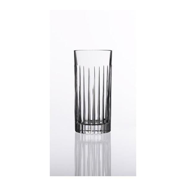 Sada 6 sklenic na long drink RCR Cristalleria Italiana Roberta