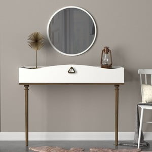 Set konzolového stolu sezrcadlem Melinda