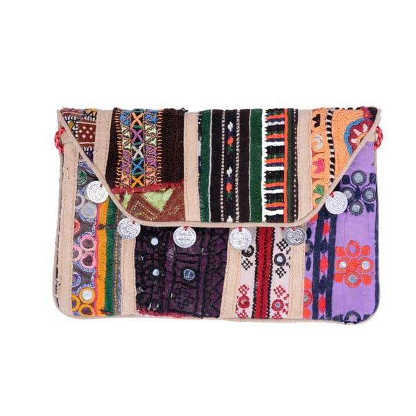 Ručně šitá taška Boho  Banjara