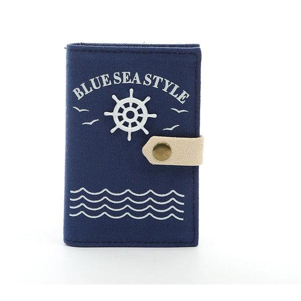 Pouzdro na doklady Blue Sea, modré