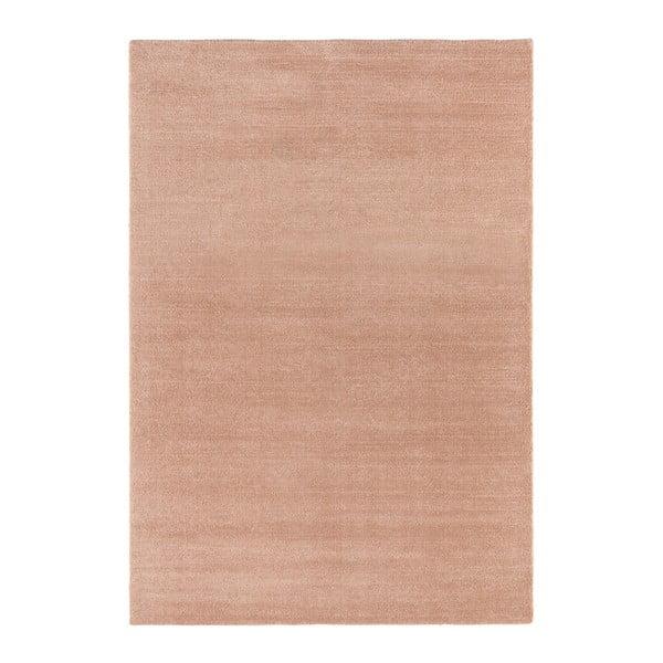 Růžový koberec Elle Decor Glow Loos, 160 x 230 cm