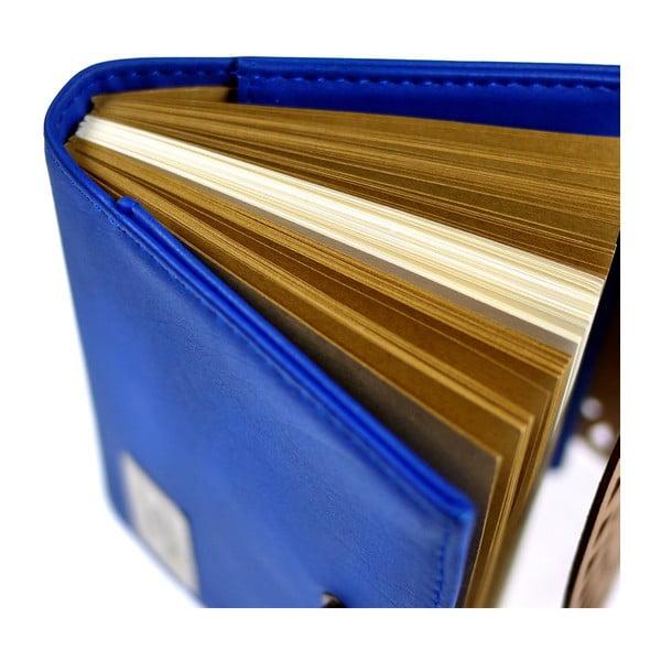 Elegantní zápisník Origin, modrý