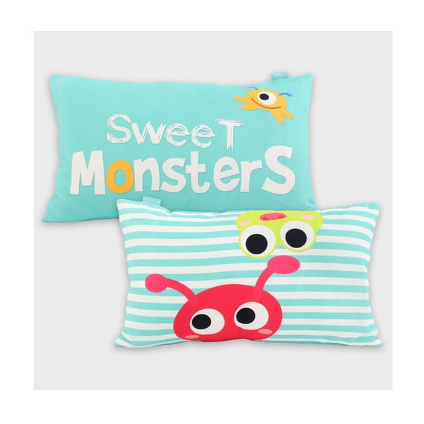 Povlak na polštář Sweet Monsters 50x30 cm