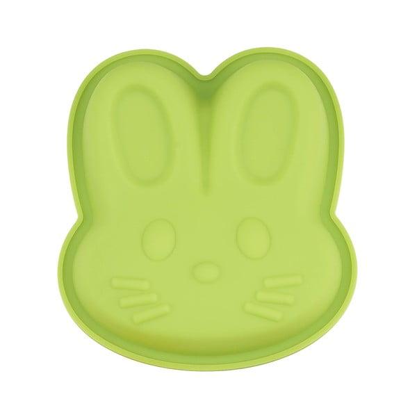 Zajíčková forma, zelená