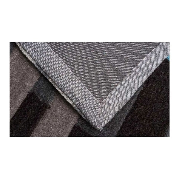 Koberec Weave 120x170 cm, šedý