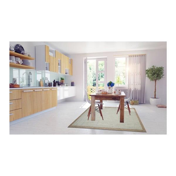 Covor foarte rezistent Floorita Chrome, 160 x 230 cm, turcoaz