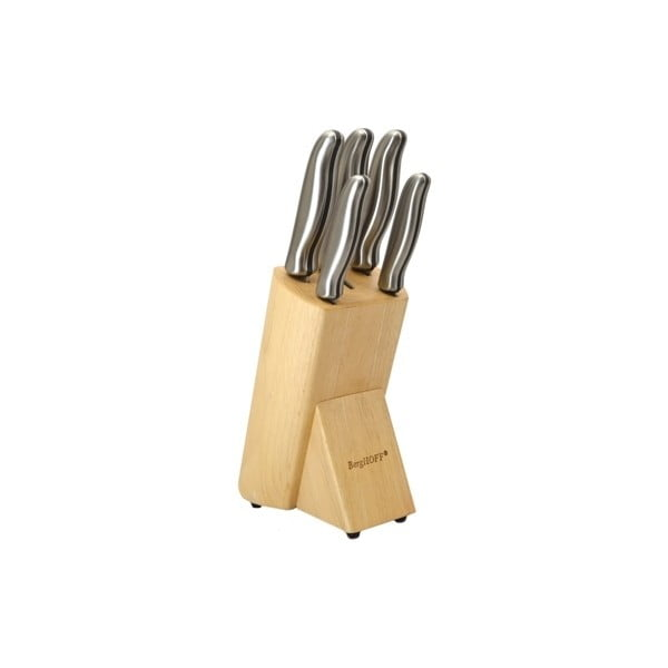 Sada nožů s blokem Studio, 6 ks
