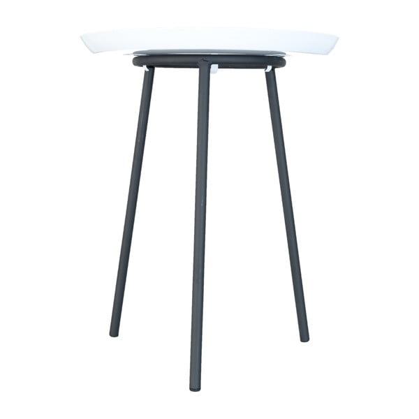 Odkládací stolek Clayre & Eef Snow Plate