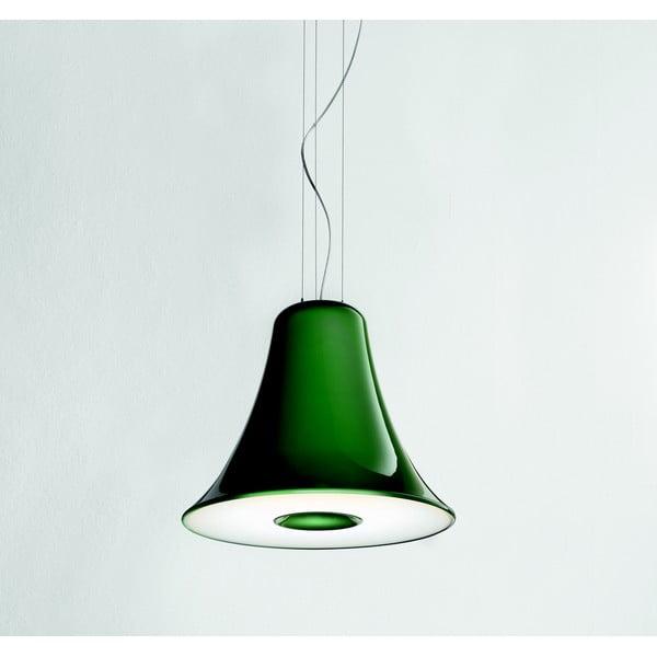 Závěsné světlo Campana Green