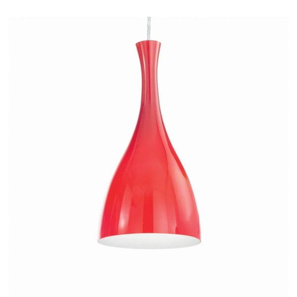 Červené závěsné svítidlo Evergreen Lights Hato