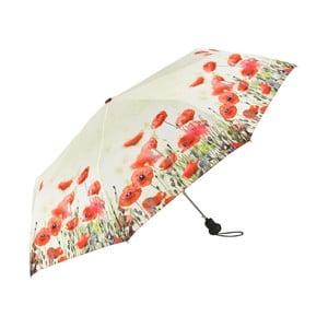 Skládací deštník Von Lilienfeld Poppies