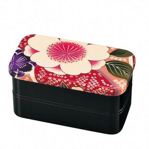 Svačinový box Cheri Pink, 750 ml