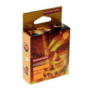 Film Lomography Redscale 100 ISO 120, 3 ks