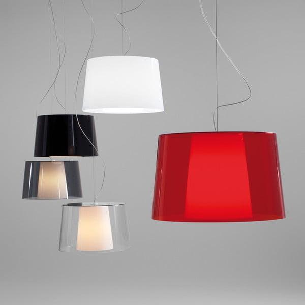 Závěsné světlo L001S/BA, bílá