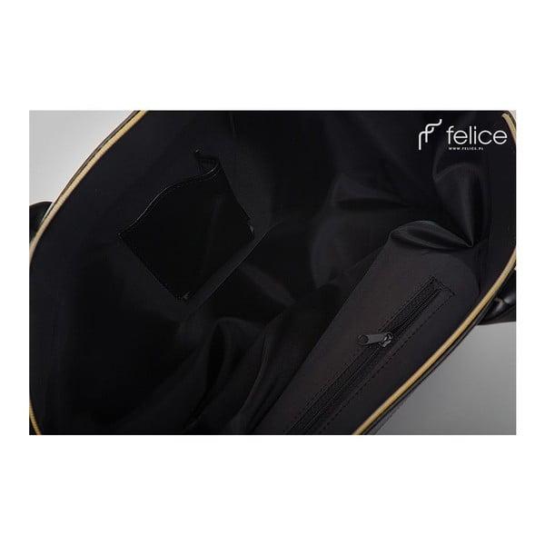 Kabelka Felice Lucido Black