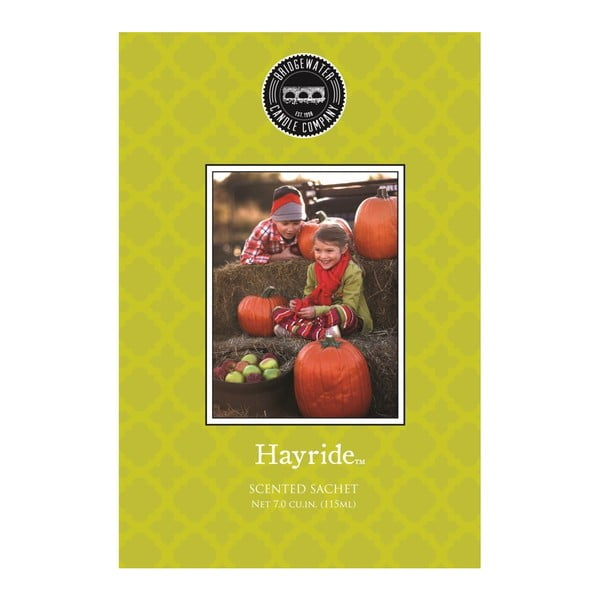 Vrecúško s vôňou vanilky, klinčeka a škorice Creative Tops Hayride