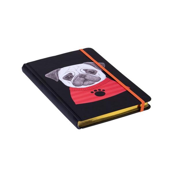 Zápisník Tri-Coastal Design Doggie