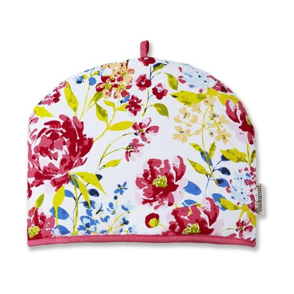 Bavlněný poklop na čaj Cooksmart England Floral Romance