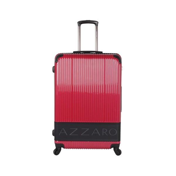 Kufr Azzaro  Trolley Red, 70.2 l