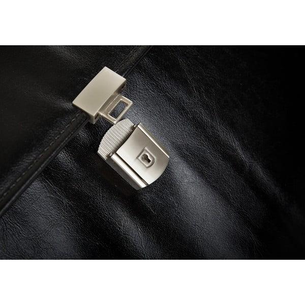 Pánská taška Solier Traditional, černá