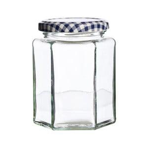 Zavařovací sklenice Kilner Hexagonal, 280ml