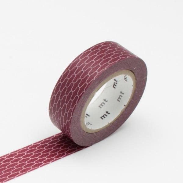 Washi páska MT Masking Tape Sandrine, návin10m