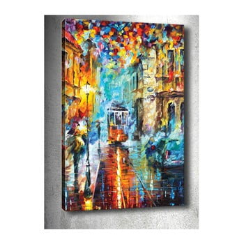 Tablou Rainy City, 40 x 60 cm