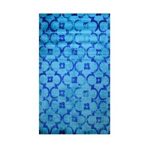Covor Webtappeti  Castle, 165 x 230 cm, albastru