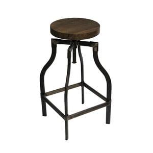 Stolička z jilmového dřeva Red Cartel Lenox