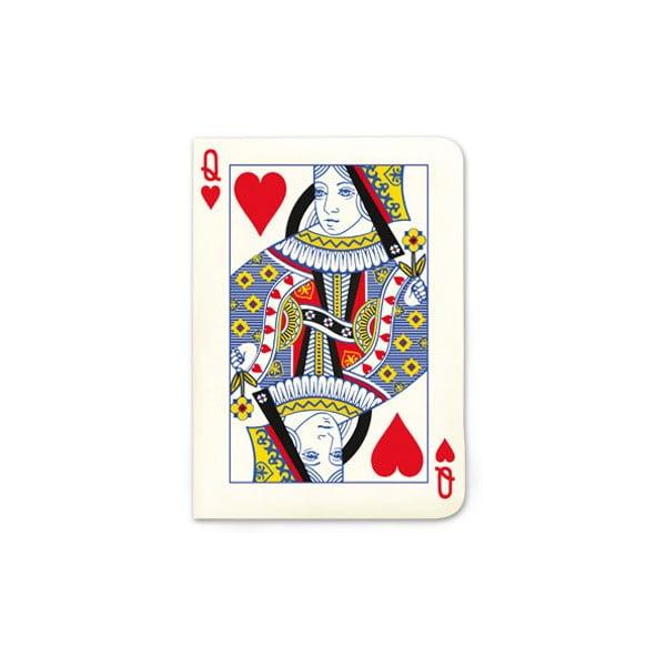 Zápisník Srdcová královna, A6