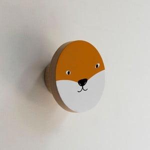 Věšák ve tvaru zvířete Little Nice Things Fox