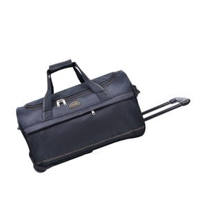 Černá cestovní taška na kolečkách Hero Matilda,43l