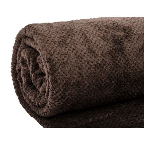 Přehoz na postel Nidoux Gris, 220x240 cm