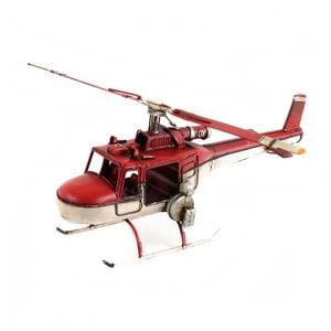 Dekorativní helikoptéra InArt Fly High