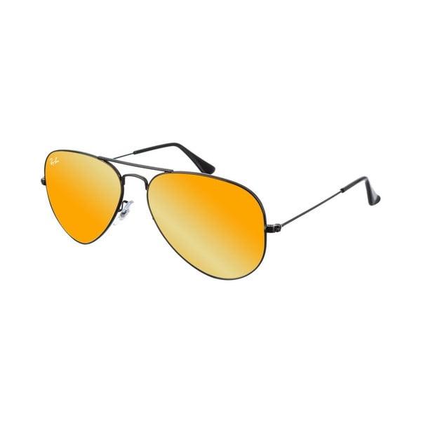 Sluneční brýle Ray-Ban Aviator Black Fire