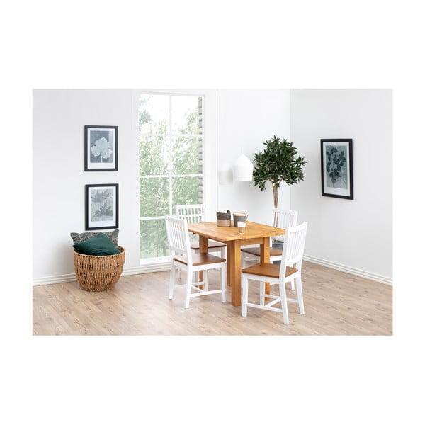 Rozkládací stůl s deskou z dubového dřeva Actona Kenley