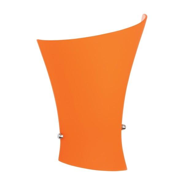 Nástěnné světlo Ezgi Orange