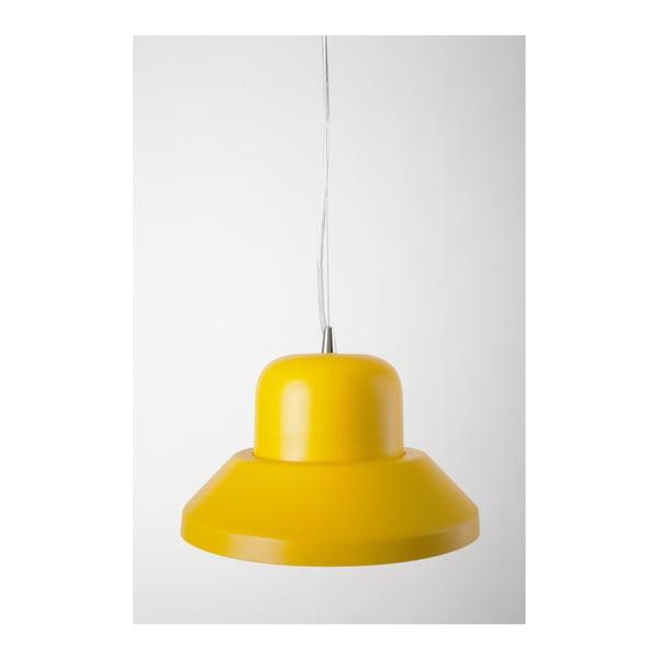 Závěsné světlo Brambla Prima Maxi, žluté