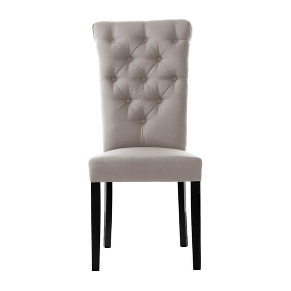 Šedohnědá židle L'Officiel Taylor