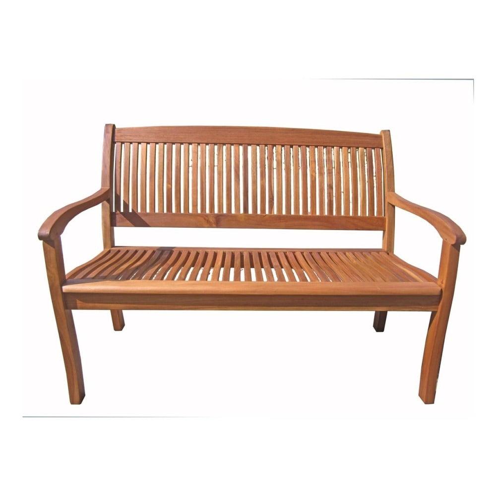 Zahradní lavice z akáciového dřeva ADDU Boston