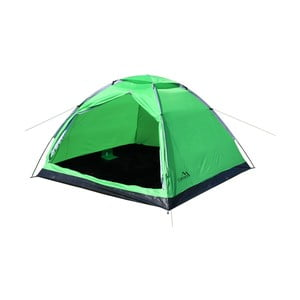 Zelený stan pro 3 osoby Cattara Triglav