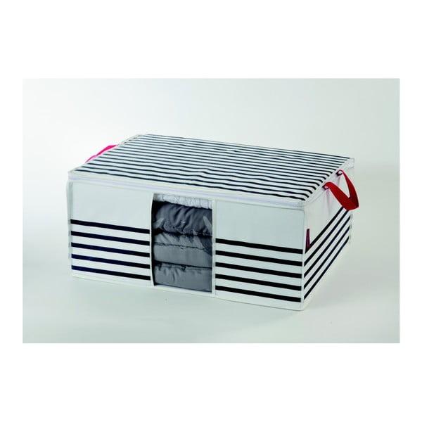 Cutie depozitare pentru haine Compactor Stripes
