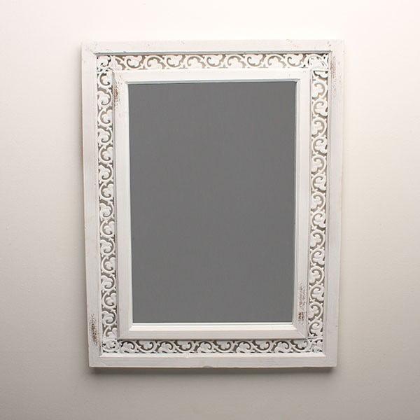 Zrcadlo White Days, 49x67 cm