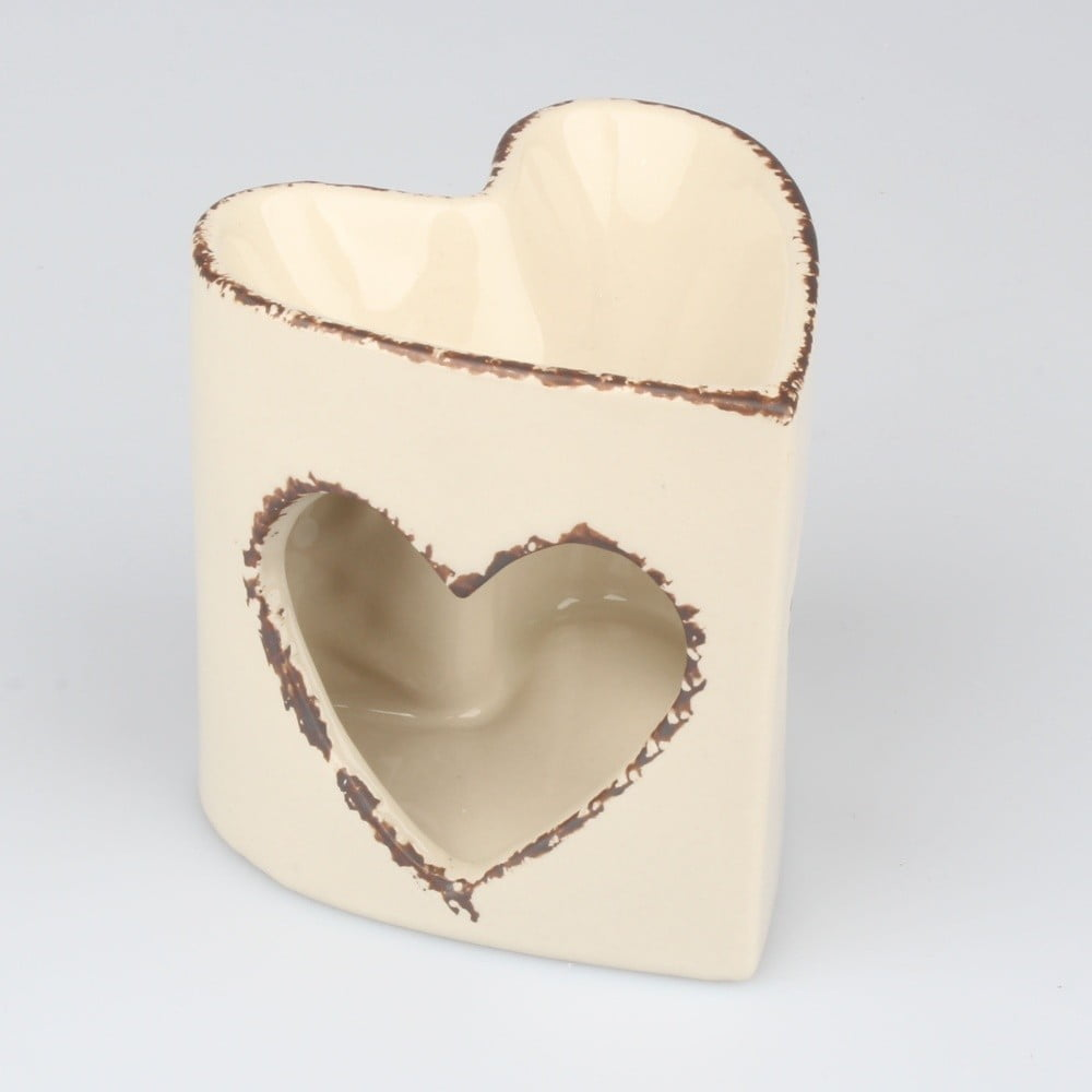 Keramická aromalampa Dakls Heart