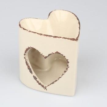 Lampă din ceramică aromaterapie Dakls Heart