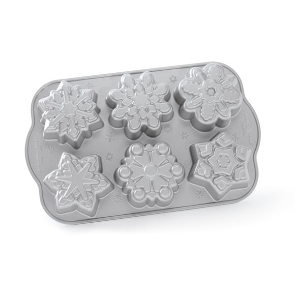 Forma na koláčky Sněhové vločky