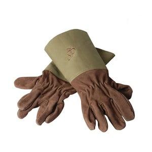 Zahradnické rukavice Brown Green